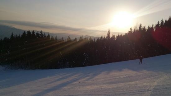 朝いちばんが一番|ノルン水上スキー場のクチコミ画像
