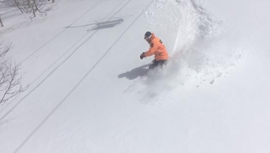 大自然の中のスキー場|かぐらスキー場のクチコミ画像