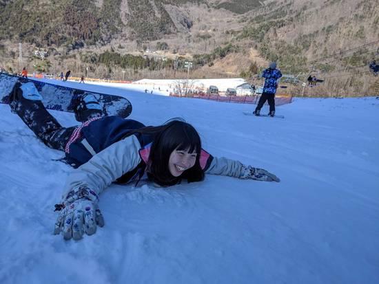 初級者にうってつけ カムイみさかスキー場のクチコミ画像2
