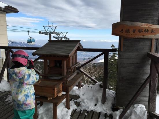 とっても良いゲレンデです!|パルコールつま恋スキーリゾートのクチコミ画像