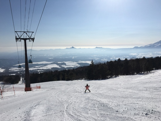 とっても良いゲレンデです!|パルコールつま恋スキーリゾートのクチコミ画像2