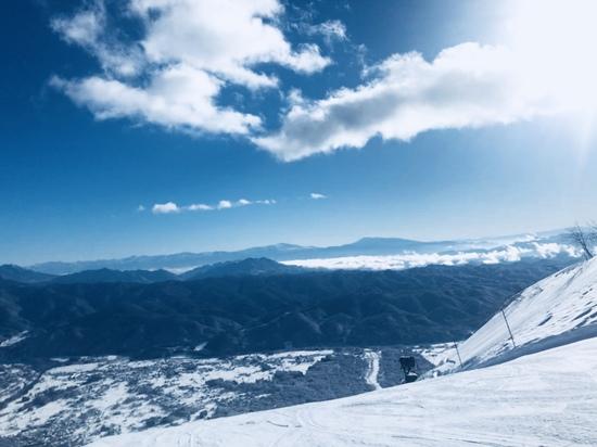 カービングしたいボーダーに最高|白馬八方尾根スキー場のクチコミ画像