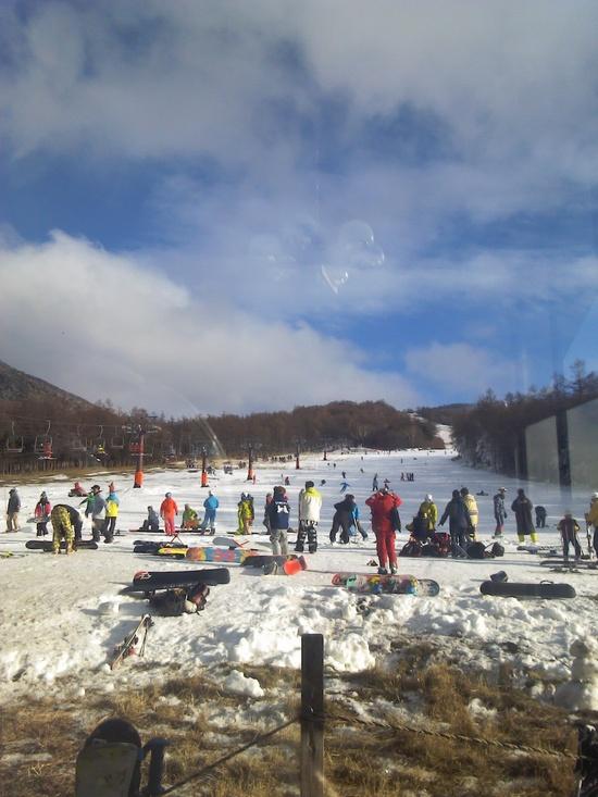 初滑り|湯の丸スキー場のクチコミ画像