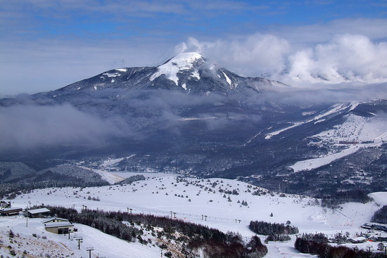絶景の眺望!|車山高原SKYPARKスキー場のクチコミ画像