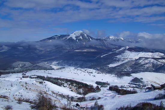 絶景の眺望!|車山高原SKYPARKスキー場のクチコミ画像2