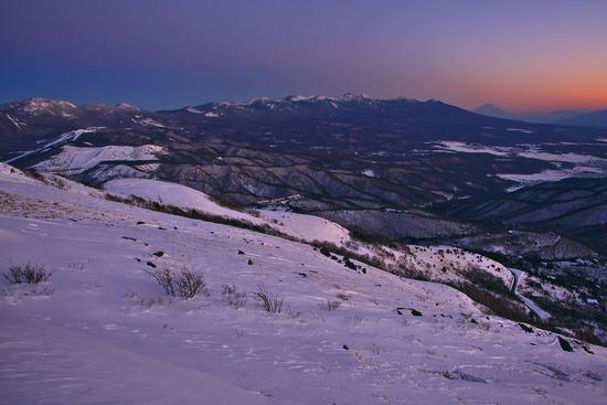 絶景の眺望!|車山高原SKYPARKスキー場のクチコミ画像3