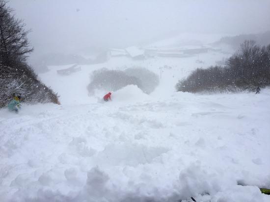パウパウパウダー☆|夏油高原スキー場のクチコミ画像