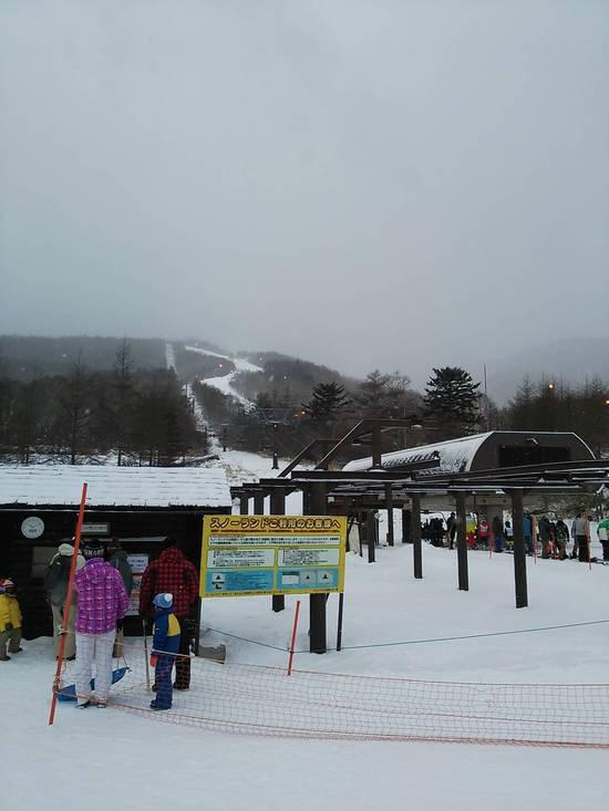 寒かったけどサイコー♪|サンメドウズ清里スキー場のクチコミ画像