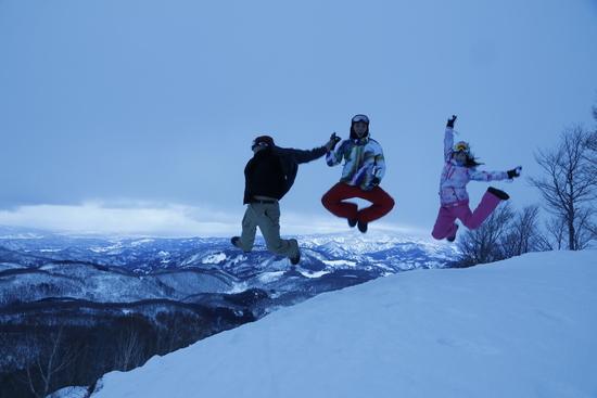 雪質について|斑尾高原スキー場のクチコミ画像