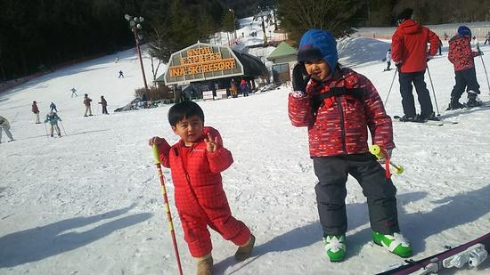 中央道 伊那スキーリゾートのフォトギャラリー1