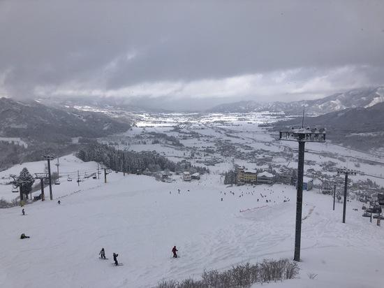 フカフカパフパフ|石打丸山スキー場のクチコミ画像