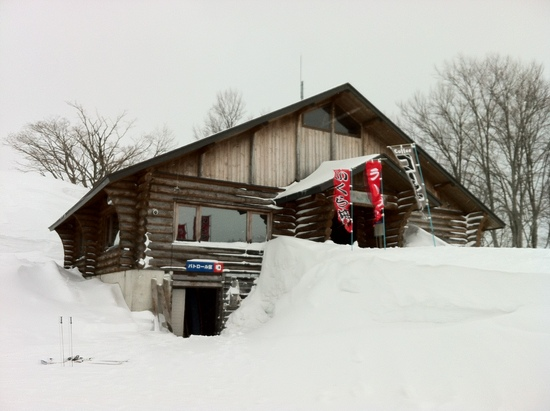ゲレンデでいくら丼!|シャルマン火打スキー場のクチコミ画像