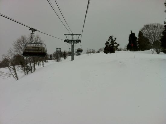 ゲレンデでいくら丼!|シャルマン火打スキー場のクチコミ画像2