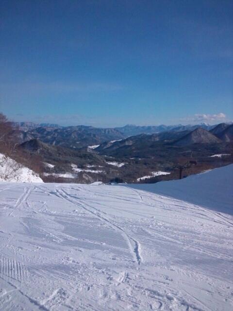 初だいくらです☆|会津高原だいくらスキー場のクチコミ画像