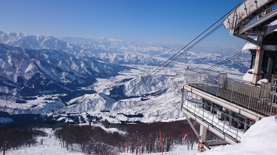八海山ブルー!|六日町八海山スキー場のクチコミ画像