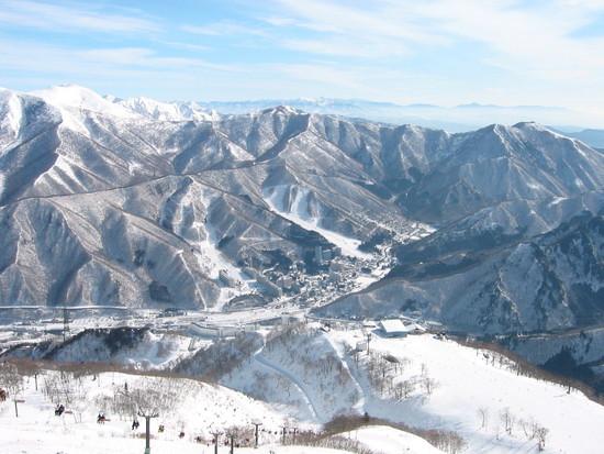充実のスキー場です。|苗場スキー場のクチコミ画像