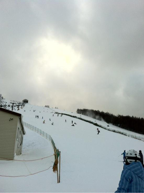 ツアーで行きました。|菅平高原スノーリゾートのクチコミ画像