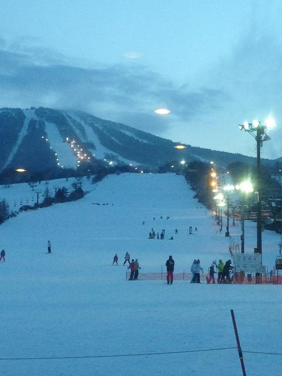 さすがの安比、広くて長い! 安比高原スキー場のクチコミ画像