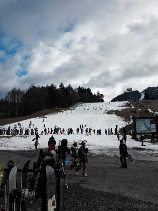 オープン日翌日|丸沼高原スキー場のクチコミ画像