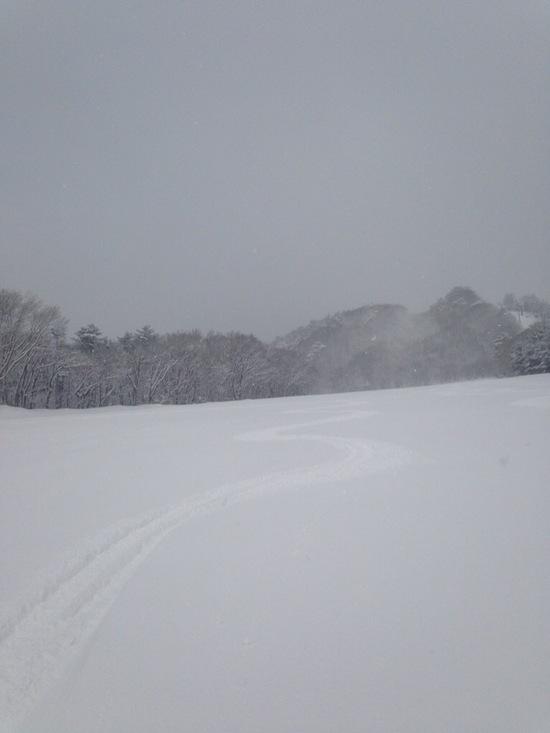 なかなかの賑わいでした!|猪苗代スキー場[中央×ミネロ]のクチコミ画像