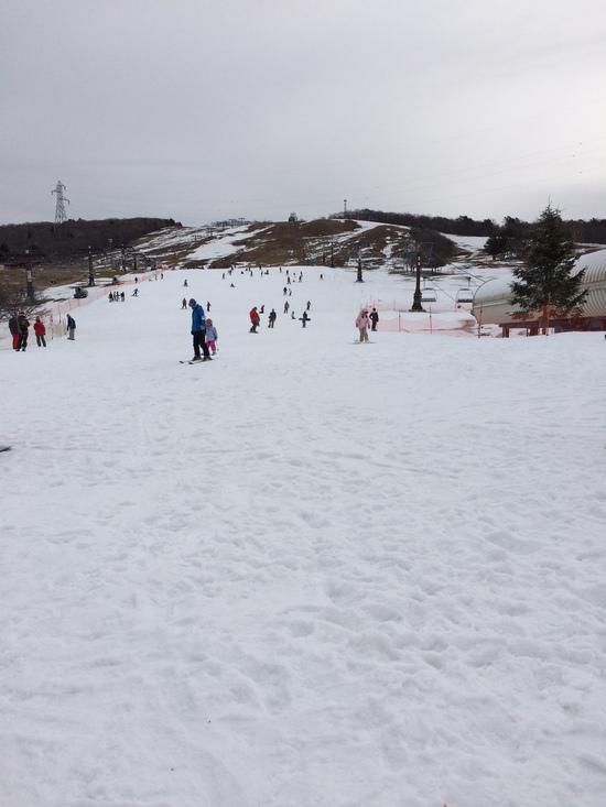 滑り納めに行ってきました|ひるがの高原スキー場のクチコミ画像