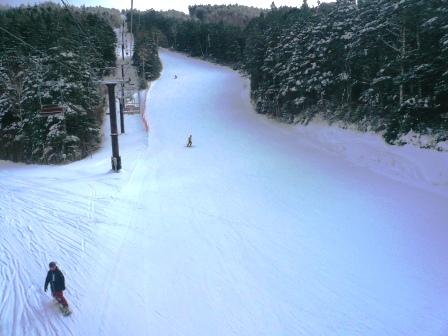 今日は頂上へ|信州松本 野麦峠スキー場のクチコミ画像