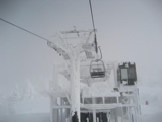 雪が良い!|阿仁スキー場のクチコミ画像2