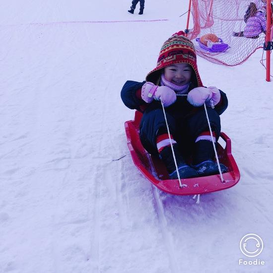 子どもも大人も楽しめる|カムイみさかスキー場のクチコミ画像