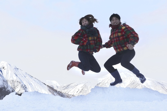 スキー板、スノーボードいらず!|谷川岳天神平スキー場のクチコミ画像