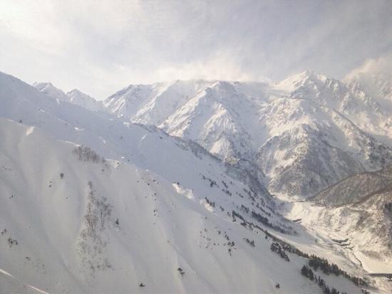 どピーカン♪|白馬八方尾根スキー場のクチコミ画像