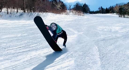 圧巻の岩手山!!!!|安比高原スキー場のクチコミ画像3