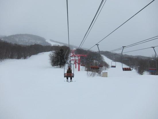 2014/02/16(日) 北海道カムイスキーリンクスの速報|カムイスキーリンクスのクチコミ画像
