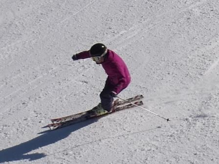 寒暖の差が大|信州松本 野麦峠スキー場のクチコミ画像