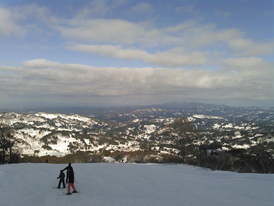 海が見えるスキー場 キューピットバレイのクチコミ画像
