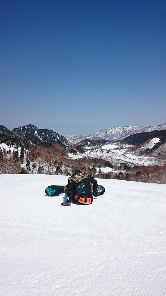 四月なのにまだまだこれから!|志賀高原 熊の湯スキー場のクチコミ画像