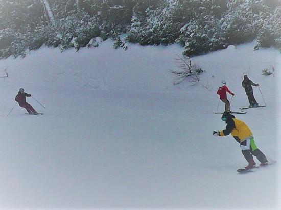 晴れのち雪|信州松本 野麦峠スキー場のクチコミ画像