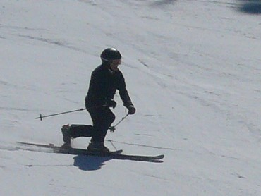 雪解け|信州松本 野麦峠スキー場のクチコミ画像