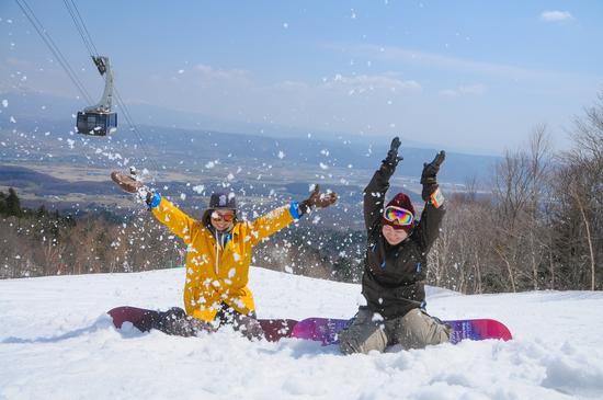 春スキー&春スノーボードもできる!|富良野スキー場のクチコミ画像
