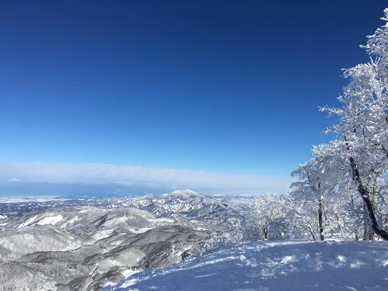 絶景!|斑尾高原スキー場のクチコミ画像