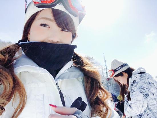 ウェアを着たわたしはきっといつもより綺麗|峰山高原リゾートのクチコミ画像2