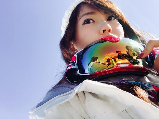 ウェアを着たわたしはきっといつもより綺麗|峰山高原リゾートのクチコミ画像3