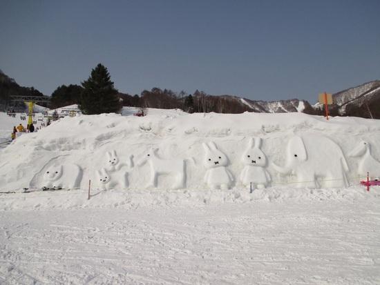 大人も子供も楽しめるゲレンデ|かたしな高原スキー場のクチコミ画像