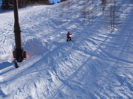 パウダーで冒険|信州松本 野麦峠スキー場のクチコミ画像