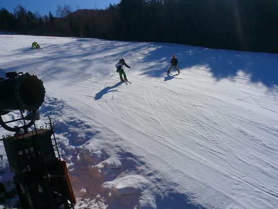石が消えました|信州松本 野麦峠スキー場のクチコミ画像