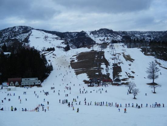 色々と残念な感じで・・・ 上越国際スキー場のクチコミ画像