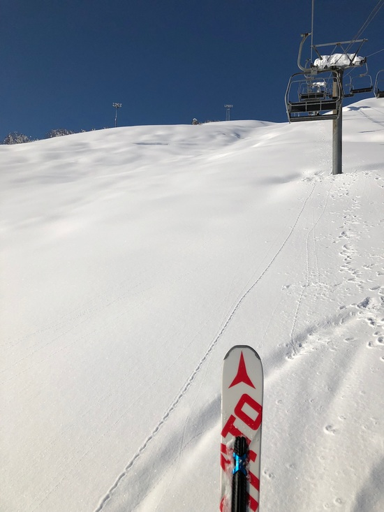 広大なスキーエリア 上越国際スキー場のクチコミ画像