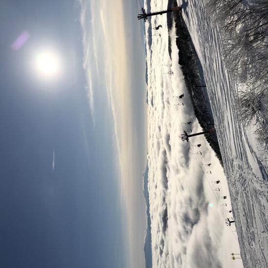広大‼︎|白馬八方尾根スキー場のクチコミ画像
