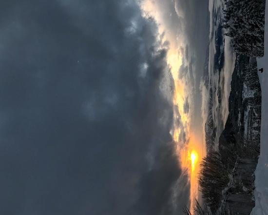 残照|スキージャム勝山のクチコミ画像2