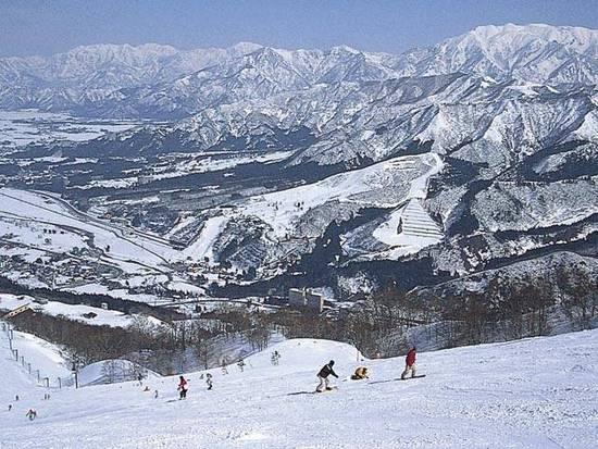 凄いゲレンデです。|石打丸山スキー場のクチコミ画像