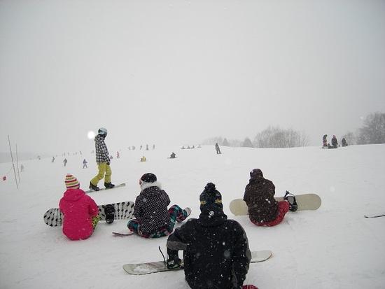 3月で終了はもったいない|白馬岩岳スノーフィールドのクチコミ画像